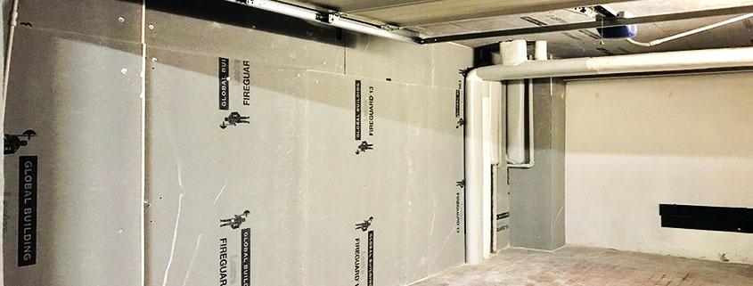 riqualificazini garages